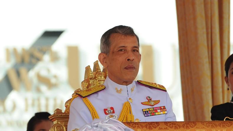Thai soll wegen Beleidigung des Königshauses 35 Jahre hinter Gitter