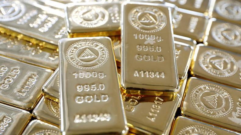 Mann mit 16 Kilo Gold im Handgepäck festgenommen