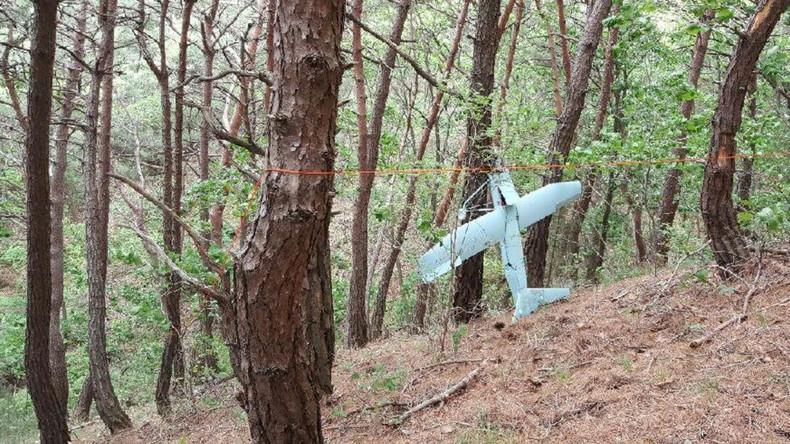 Südkorea stellt verdächtige Drohne an der Grenze zu Nordkorea sicher