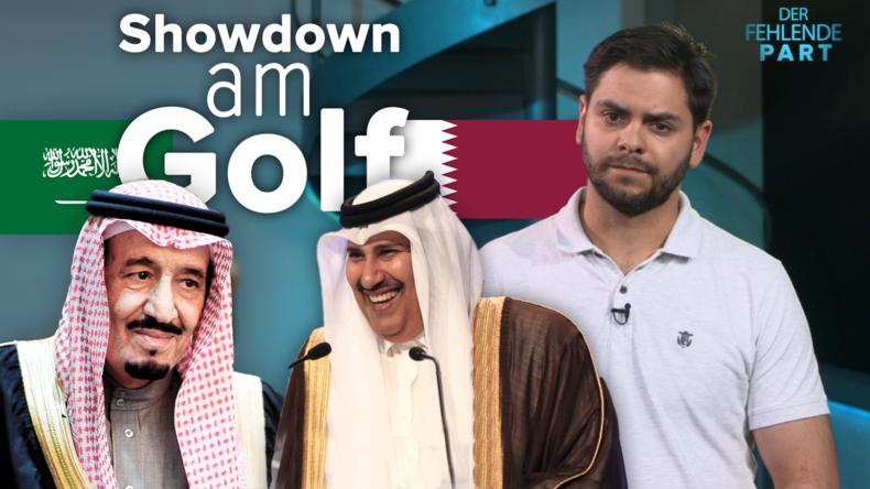 Machtkampf am Golf: Saudis wollen mit US-Hilfe widerspenstiges Katar brechen