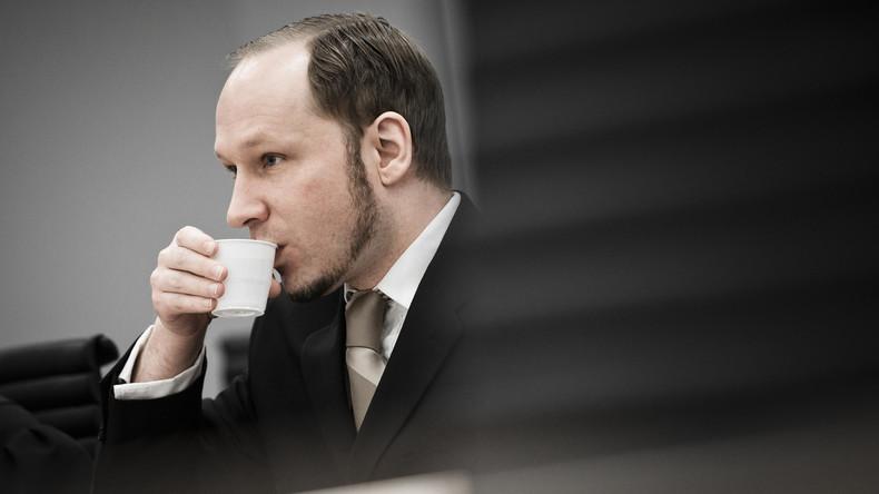 Massenmörder Anders Breivik ändert seinen Namen in Fjotolf Hansen