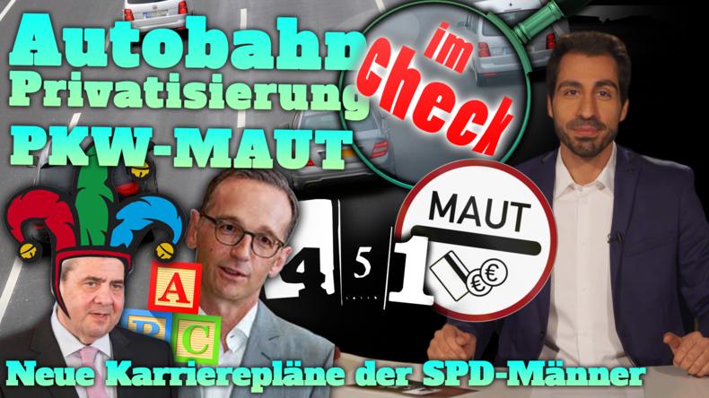 451 Grad | PKW Maut wer profitiert | Neue Bundeswehr Spezialeinheit | SPD Minister auf Jobsuche | 37