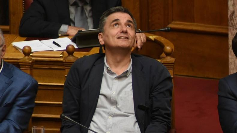 Griechenland billigt letzte Spar-  und Reformmaßnahmen - Forderungen der Gläubiger erfüllt