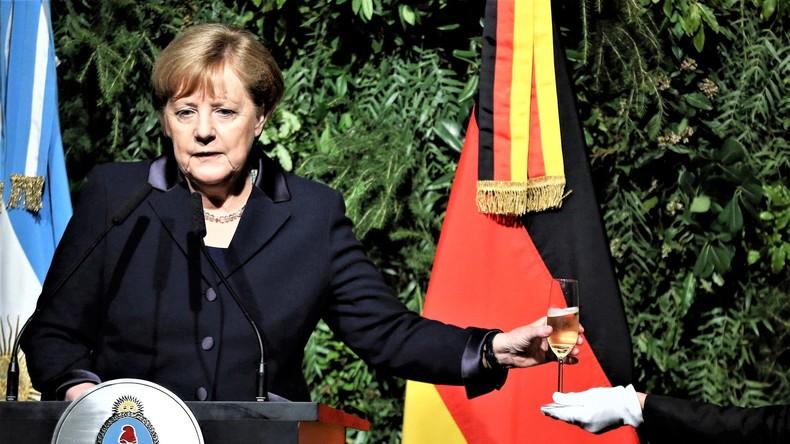 Angela Merkel in Lateinamerika: Auf der Suche nach dem humanen Gesicht der Globalisierung