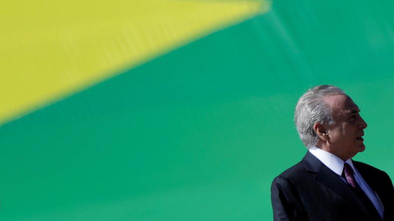 Brasiliens Wahlgerichtshof spricht Staatschef Michel Temer frei