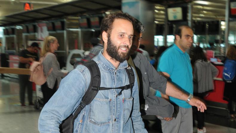 Festgehaltener Fotograf kehrt aus der Türkei nach Frankreich zurück