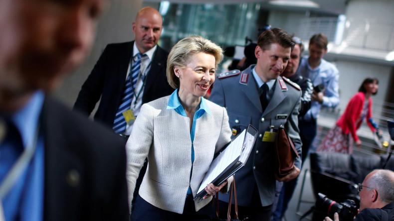 Ursula von der Leyen geht von einer langjährigen Stationierung der Bundeswehr in Afghanistan aus