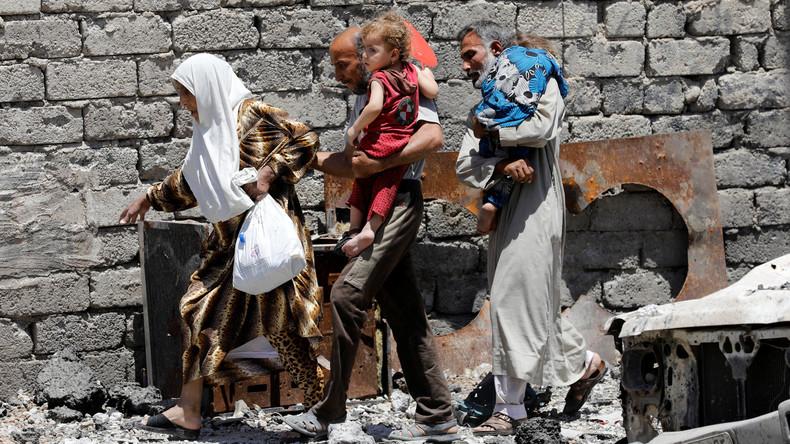 Mindestens 14 Menschen sterben bei IS-Attacke im Irak
