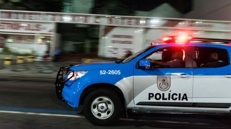 Brasilianische Polizei verhaftet italienischen Mafiaboss nach fast zweijähriger Flucht