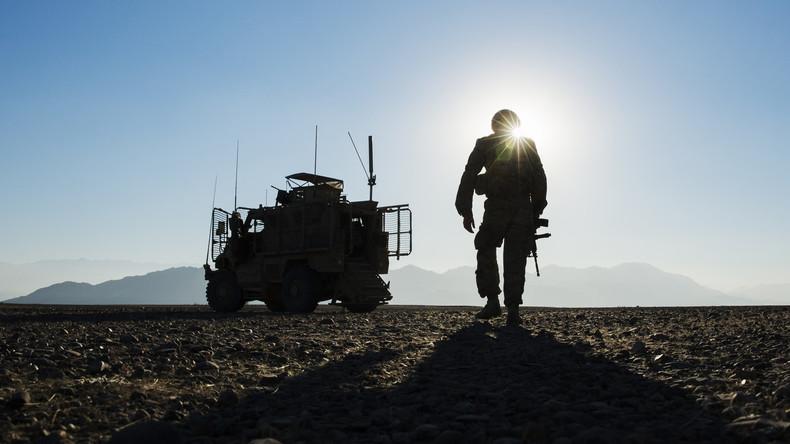 Afghanischer Soldat schießt auf US-Soldaten: Zwei Tote, zwei Verletzte