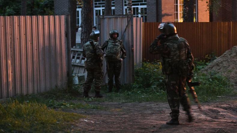 Amokläufer erschießt vier Passanten im Dorf bei Moskau