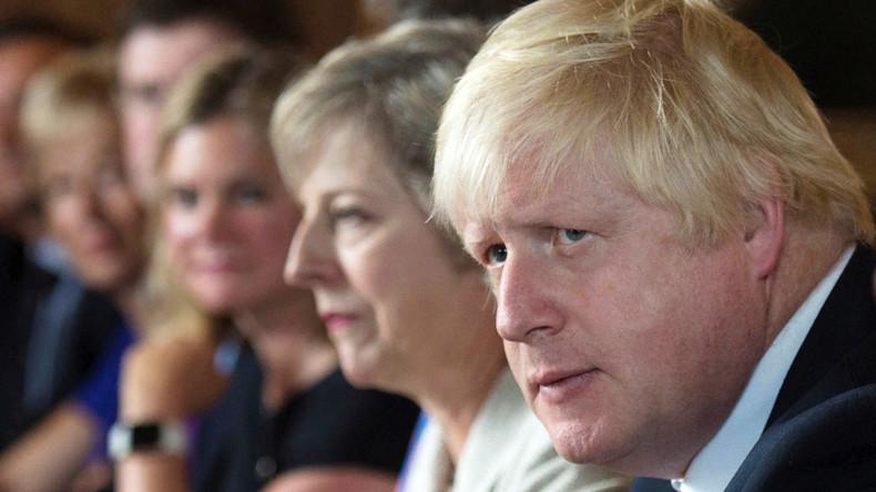 Boris Johnson dementiert Bericht über Premierminister-Ambitionen