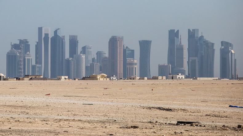 Iran versorgt Katar mit Lebensmitteln