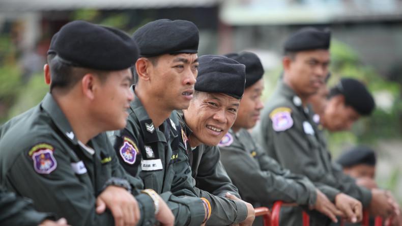 Verstärkte Sicherheitsmaßnahmen an Thailands Touristenküste