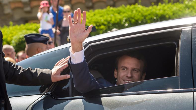 Frankreich: Macron-Lager gewinnt erste Runde der Parlamentswahl