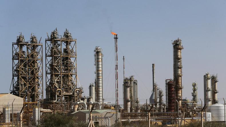 Ölpreise steigen leicht