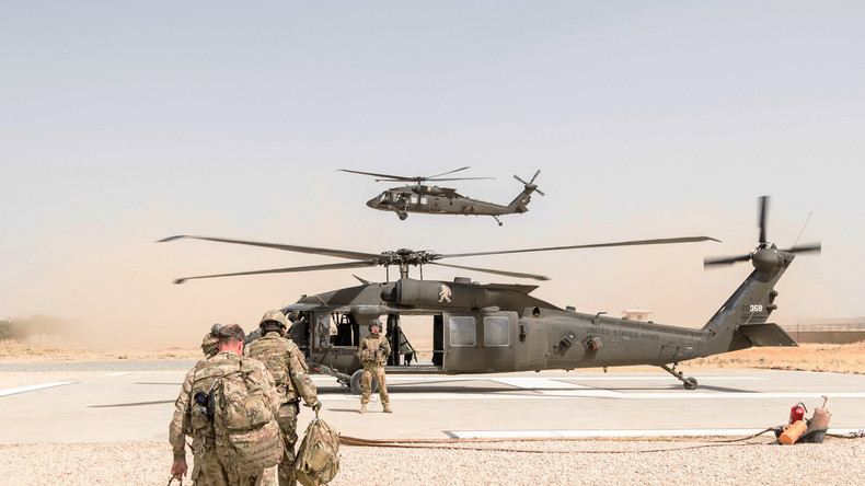 US-Soldaten erschießen drei Zivilisten in Ostafghanistan
