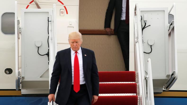 USA: Zwei Bundesstaaten wollen Donald Trump verklagen