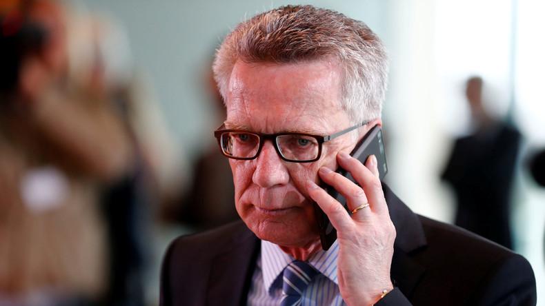 Schleierfahndung: Innenminister will einheitliches Vorgehen bei Terrorabwehr