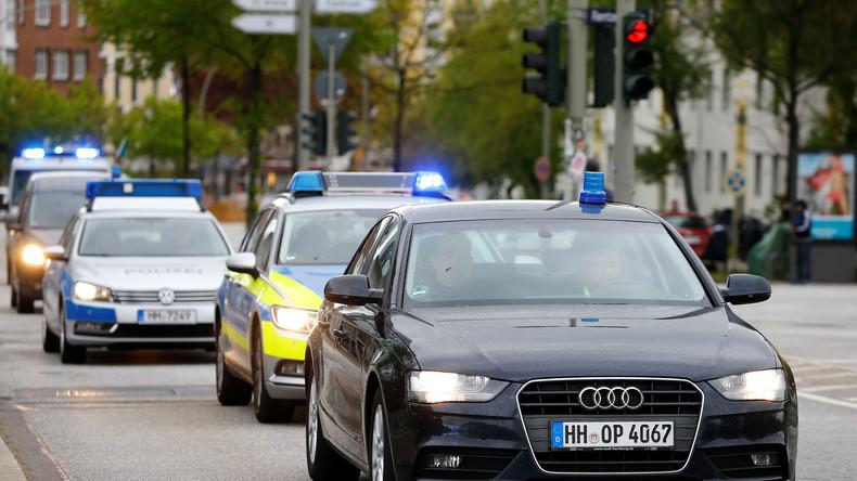 Polizei nimmt in Hamburg und Lübeck vier Syrer mit Verbindungen zu al-Kaida fest