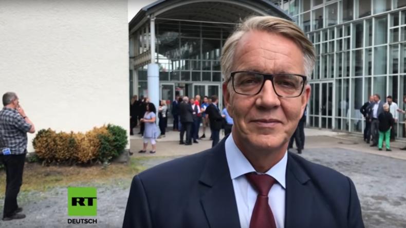 """Dietmar Bartsch Exklusiv: """"Ich trete für Mitte-Links-Bündnisse ein"""""""