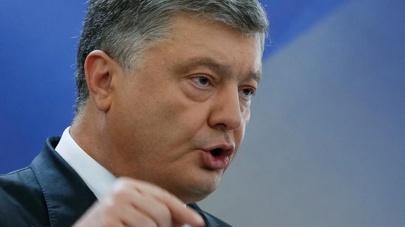 Ukraine verbietet Tragen des Georgsbandes