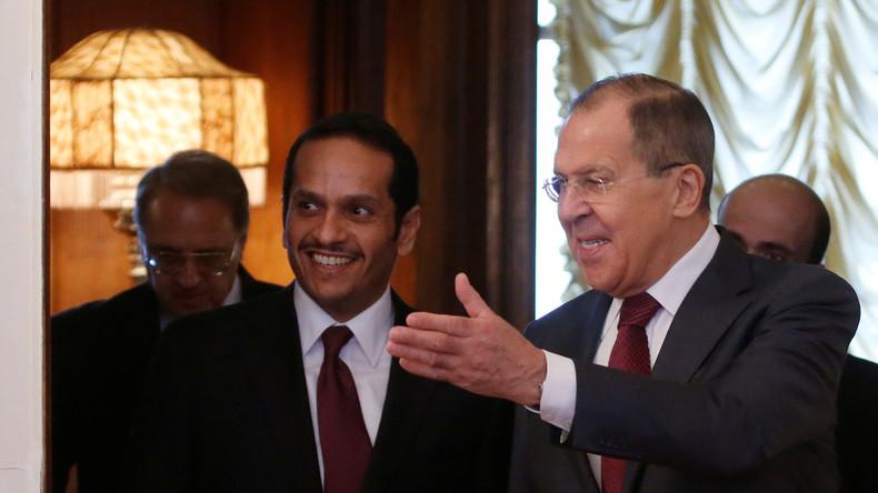 Krise in Katar: Außenminister sieht keine Basis für diplomatische Lösung