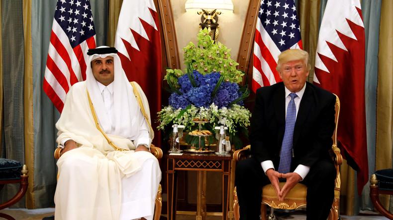 USA geben Gas: Katar soll als weltgrößter LNG-Lieferant untergehen - RT Deutsch spricht mit Experten