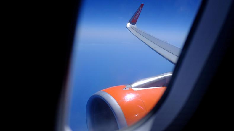Landung nach Terror-Alarm bei Easyjet-Flug: Verdächtigte müssen nicht zahlen