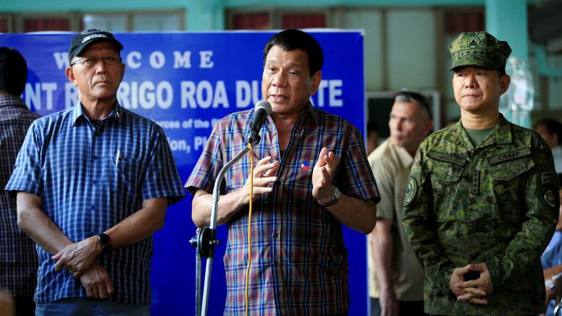 Ohne zu fragen: US-Hilfe gegen den Willen der Regierung auf den Philippinen