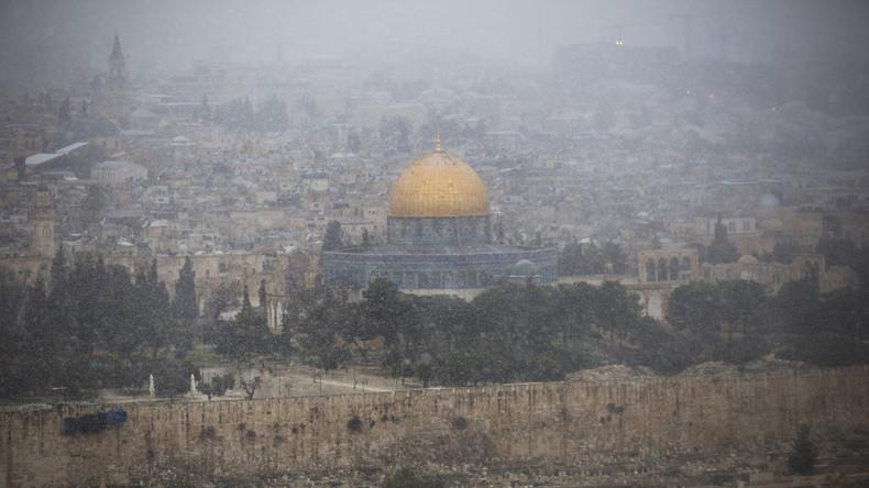 """UN-Büro für Projektdienste veröffentlicht Jobanzeige für den Standort """"Jerusalem im Staat Palästina"""""""
