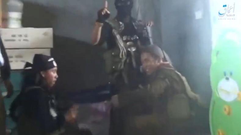 Philippinische Militärs: IS-Kämpfer kontrollieren 20 Prozent des Territoriums von Marawi