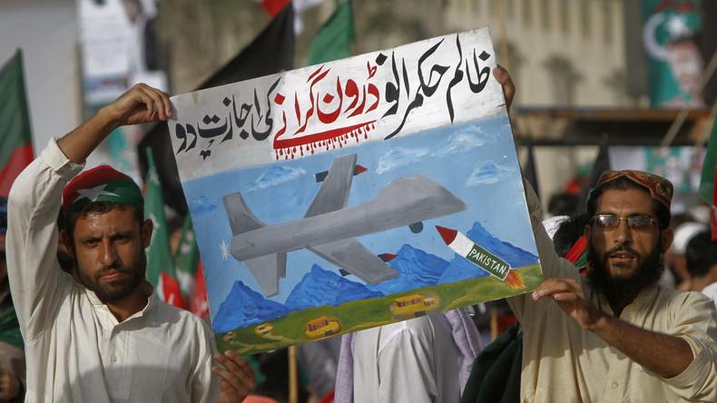 Mutmaßliche US-Drohne tötet Milizkommandeur in Nordpakistan