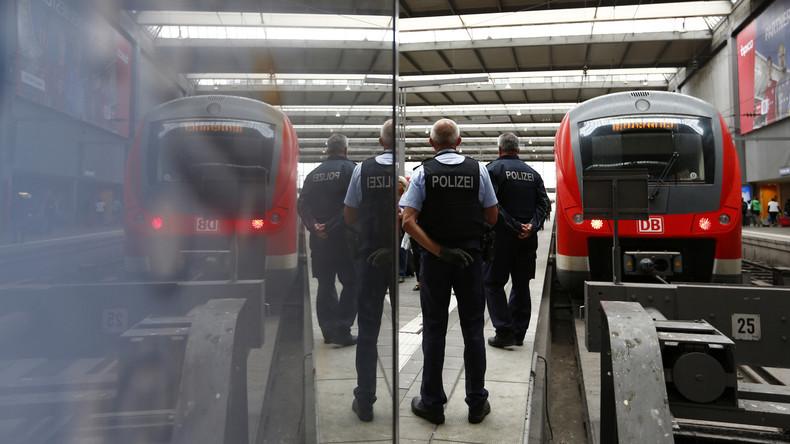 Schüsse in München - Mehrere Verletzte - Eine Festnahme