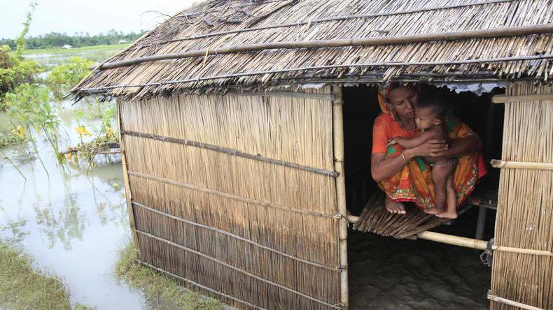 Erdrutsche nach Monsunregen in Bangladesch fordern mindestens 46 Menschenleben