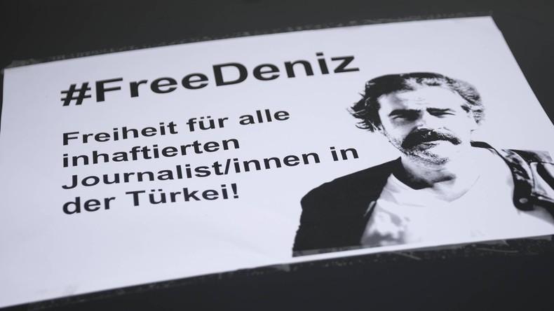 Deutscher Botschafter besucht Deniz Yücel im Gefängnis