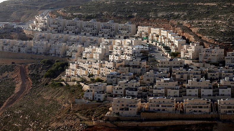 Israel zerstört Zwei-Staaten-Lösung: Tel Aviv beschließt historischen Siedlungsbau in West Bank
