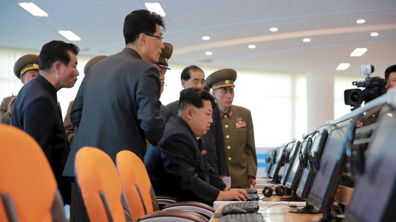 USA veröffentlichen Warnung vor nordkoreanischen Cyberangriffen