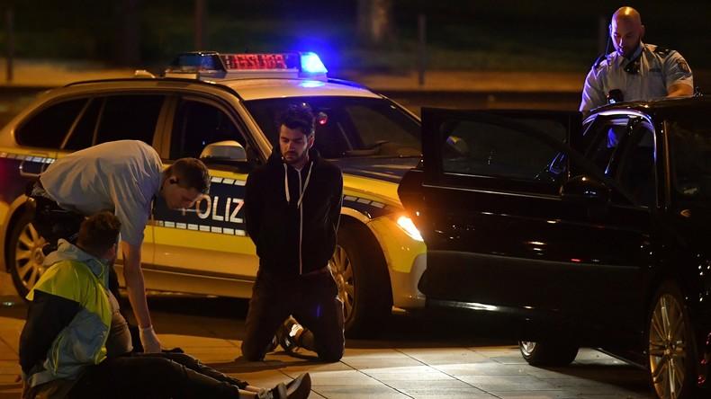 Vier Verletzte bei Schießerei im Ruhrgebiet