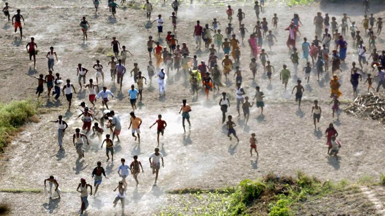 Mehr als hundert Tote bei Monsunregen in Bangladesch und Indien