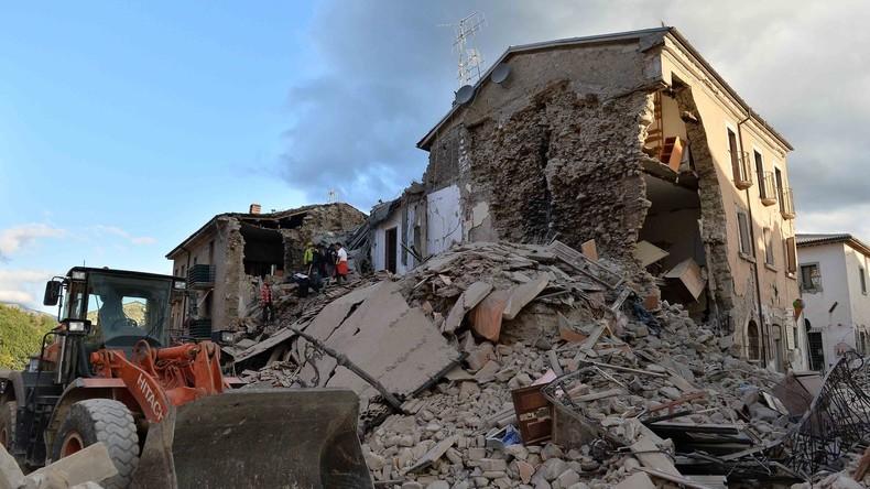 Schweres Erdbeben erschüttert Guatemala