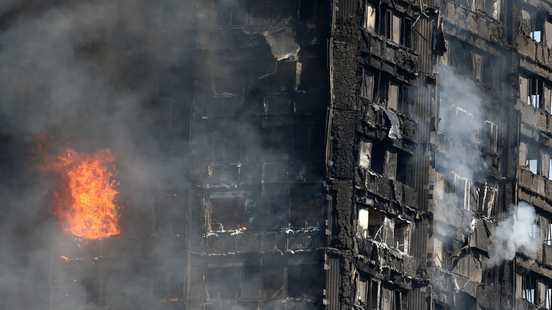 Großbrand in London: Zahl der Opfer steigt auf zwölf