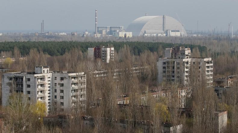 Nukleare Kontrollbehörde der Ukraine: Rauch im Reaktorblock 3 von Tschernobyl entdeckt