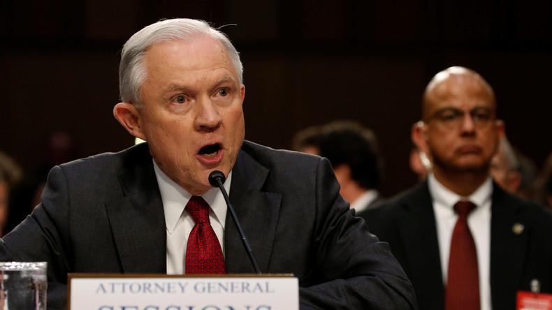 Hohn und Spott: Reaktionen auf die Senatsanhörung des US-Justizministers