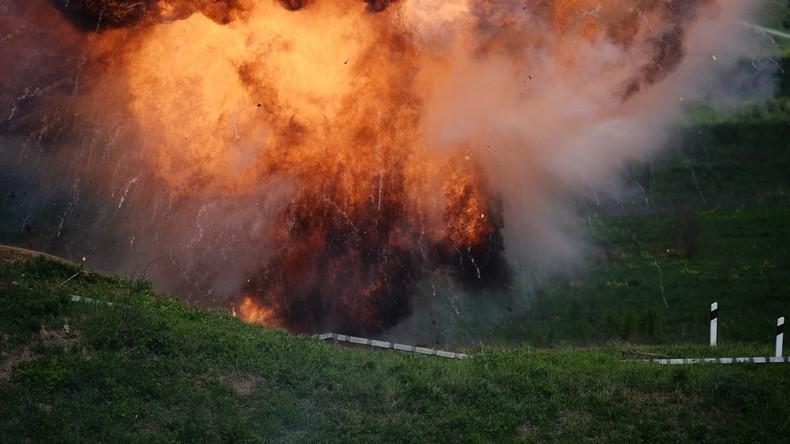 Sechs tote Kinder bei Explosion von Motorradbombe im Osten Afghanistans
