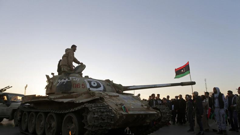 UN-Bericht: Vereinigte Arabische Emirate treiben Libyen mit massiven Waffenlieferungen ins Chaos