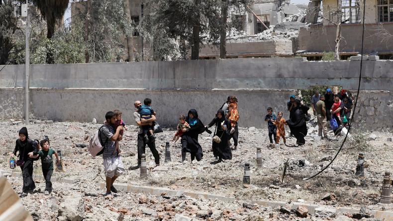 Globaler Friedensindex 2017: Die gewalttätigsten Länder der Welt sind alle Opfer von US-Intervention