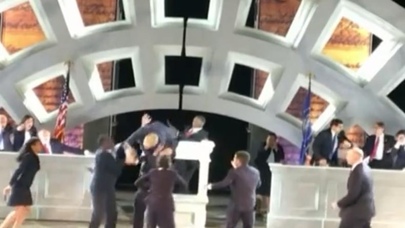 Theaterstück sorgt in USA für Empörung – Cäsar in Trump-Gewand wird auf Bühne ermordet