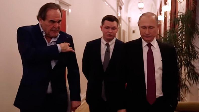 Putin: Russland wird auf NATO-Expansion reagieren, um strategisches Gleichgewicht zu halten