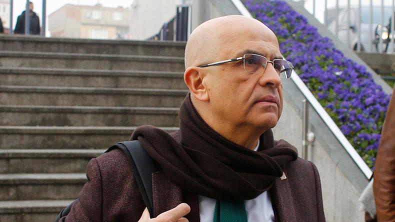 Türkischer Oppositionspolitiker zu 25 Jahren Haft verurteilt